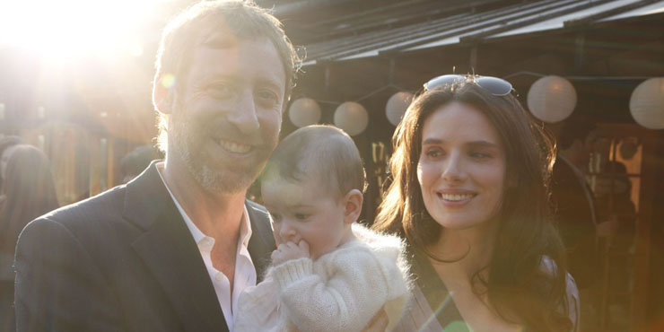 Book Writer Mishna Wolff and husband, Jeremy Doner thinking of having another baby