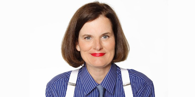Comedian Paula Poundstone is a lesbian? Hopes to get married before turning 60??