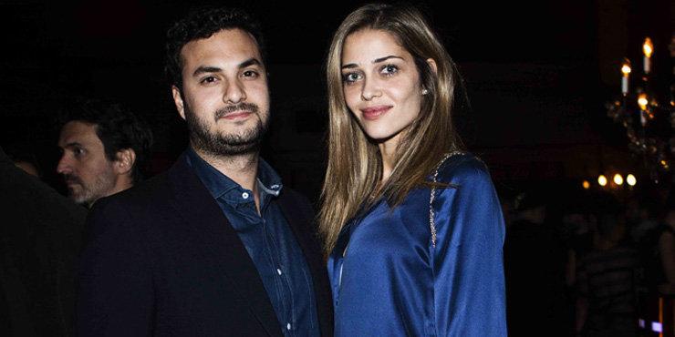 Hot model Ana Beatriz Barros and boyfriend Karim El Chiaty getting married