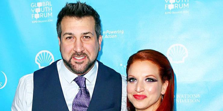 Joey Fatone cheating on his wife with a new girlfriend? Divorce rumors popping up again