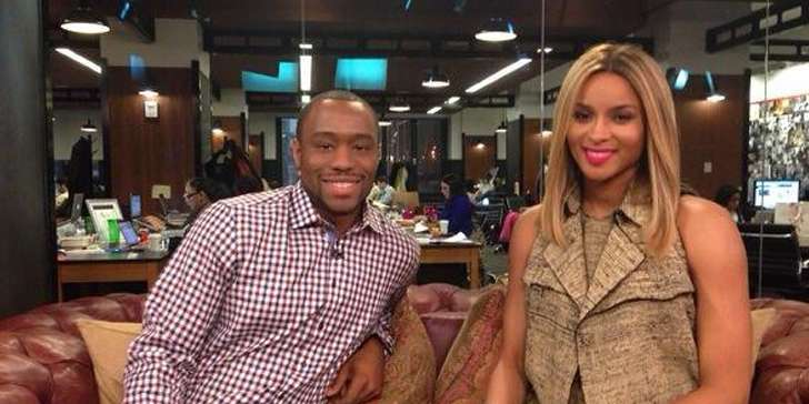 Political Commentator and Book author Marc Lamont Hill getting married to his long time girlfriend??