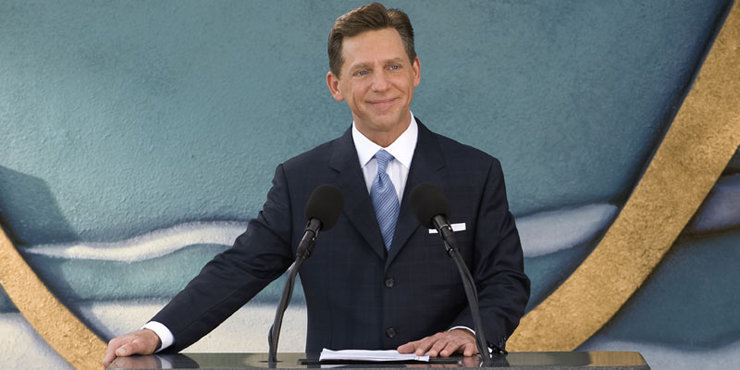 The story behind the disappearance of Scientology leader David Miscavige's wife Shelly, who he married in 1980