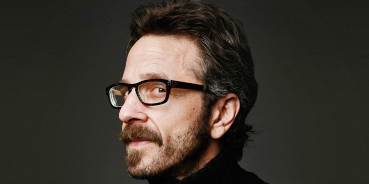 Twice Divorced comedian Marc Maron thinks of dating as a job interview and getting a girlfriend as getting a job