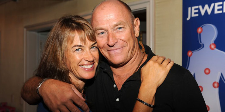 Actor Corbin Bernsen, age 61, and wife Amanda Pays on the verge of a divorce???