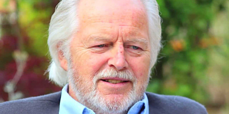Actor Ian Lavender, age 69, and wife Miki Hardy getting divorced?