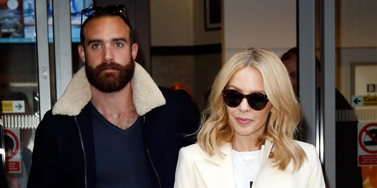 Actor Joshua Sasse engaged!! Getting married to his girlfriend Kylie Minogue!!!