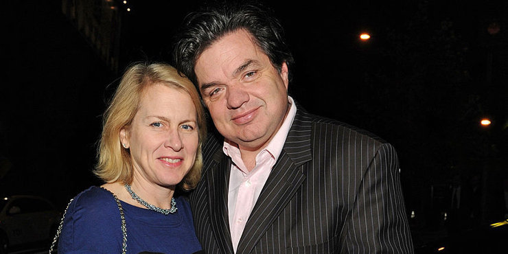 Actor Oliver Platt, age 55, hopes to retire early and travel around the world with his wife??