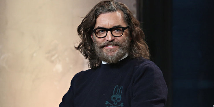 Actor Timothy Omundson, age 46, at the height of his career, loves playing the king in the new TV Show Galavant