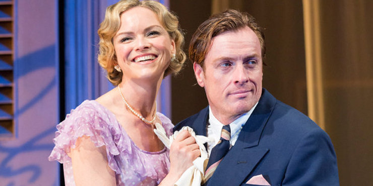 Actor Toby Stephens, age 46, and wife Anna-Louise Plowman adding to their 3 children? Accidental baby on the way!!