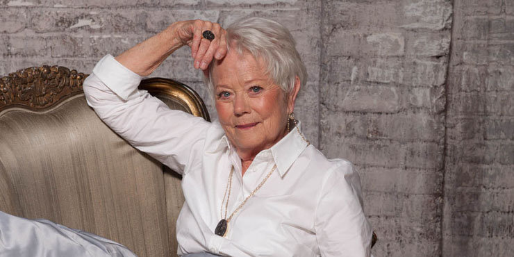 Actress Annette Crosbie,age 81, regrets not getting re-married after getting divorced from ex-husband Micheal Griffiths?