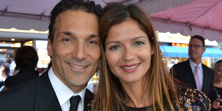 Actress Jill Hennessy and husband Paolo Mastropietro, too busy with work to spend time with their children? Cracks in their married life?