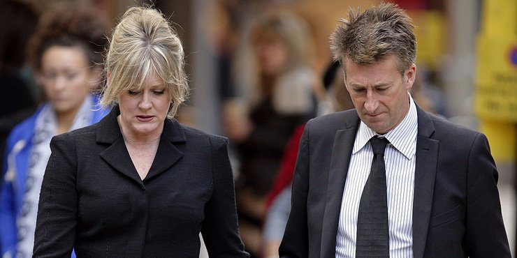 Actress Sarah Lancashire and husband Peter Salmon, married since 2001, headed for divorce?