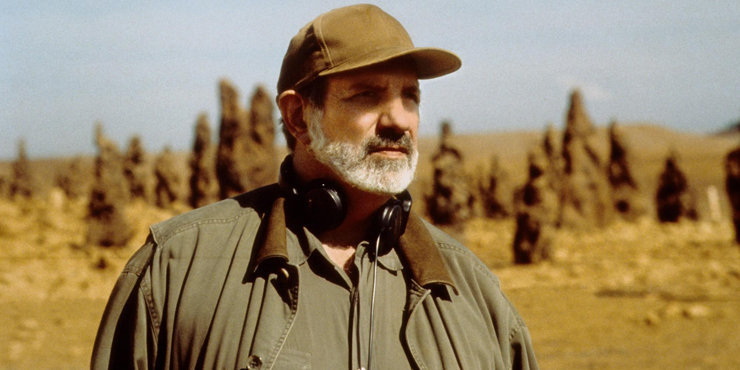 Director Brian De Palma, who has been divorced three times, open to getting married again??