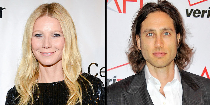Glee writer Brad Falchuk, who filed for divorce with wife Suzanne in 2013, now dating Gwyneth Paltrow