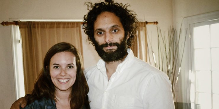 Jason Mantzoukas, age 43, facing a lot of family pressure to get married and settle down with wife and kids?
