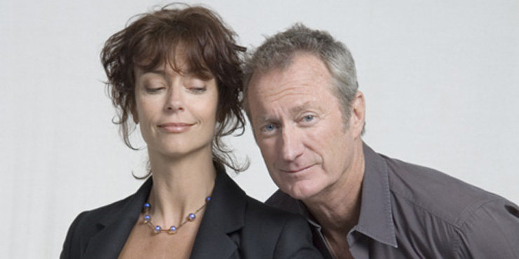 Actor Bryan Brown, age 68, and wife Rachel on the verge of a divorce??