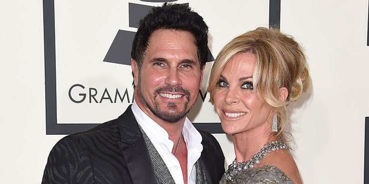 Actor Don Diamont, age 53, talks about his married life with wife Cindy Ambuehl