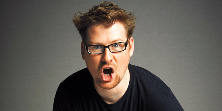 Actor Justin Roiland, age 35, opens about his thoughts on dating and getting married??