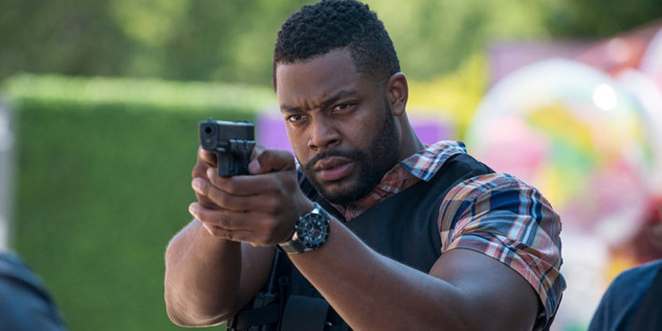 Actor Laroyce Hawkins, age 27, opens up about what he looks for in a girlfriend while dating