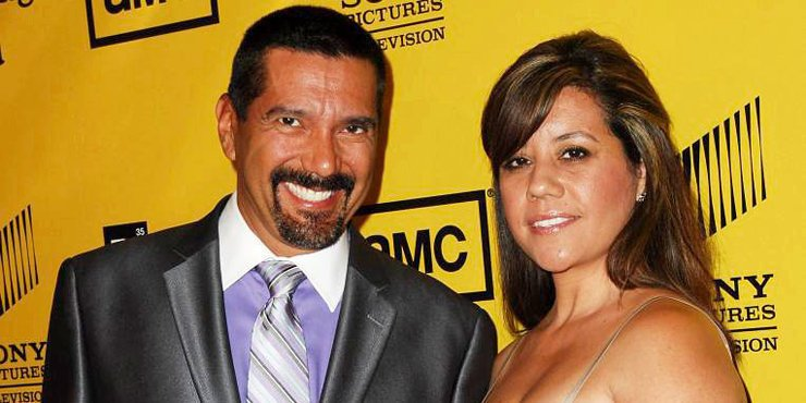 Actor Steven Michael Quezada, age 52, and wife Cherise Desiree Quezada having trouble in their married life??