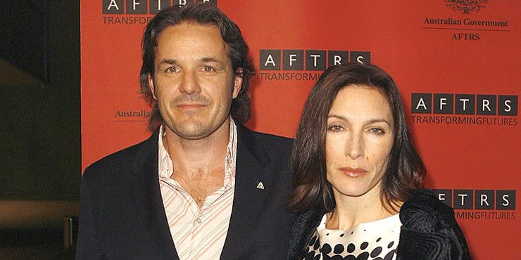 Actress Claudia Karvan, age 43, shares why she never got married to her partner Jeremy Sparks