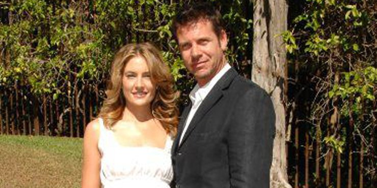 Actress Madchen Amick shares the secret to her long married life with husband David Alexis