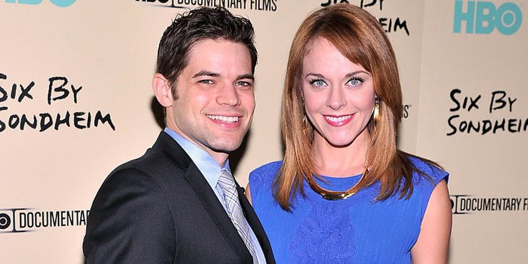 Jeremy Jordan, age 31, opens up about dating, falling in love with and getting married to his wife Ashley Spencer
