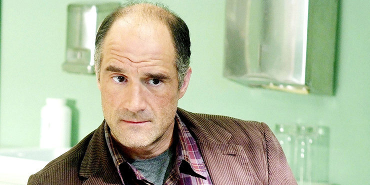 Once divorced actor Elias Koteas, age 54, has no plans of ever getting married again?