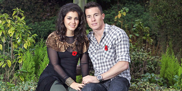 Singer Katie Melua, age 31, and husband James Toseland expecting kids??