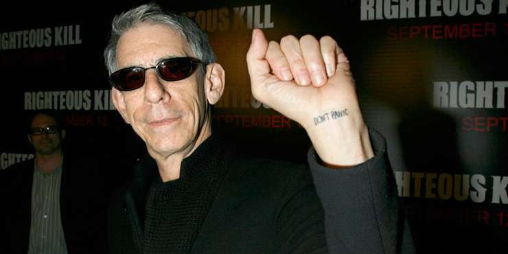 Stand up comedian Richard Belzer, age 71, facing a cancer scare?