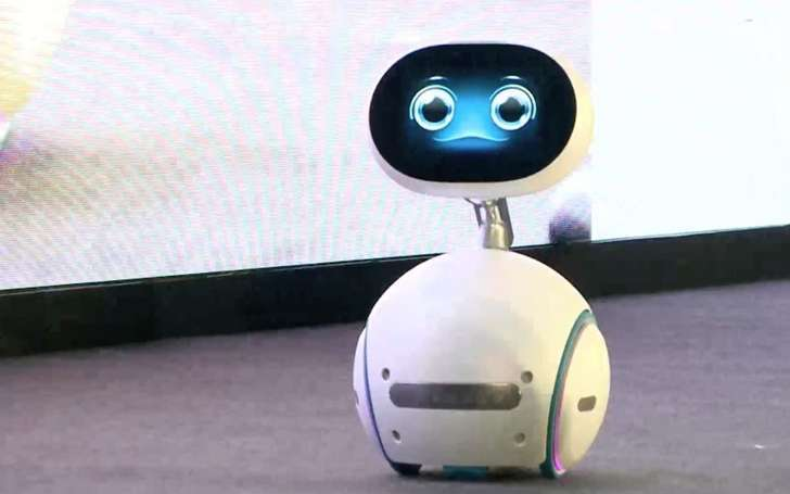 Zenbo Robot: How does it work?