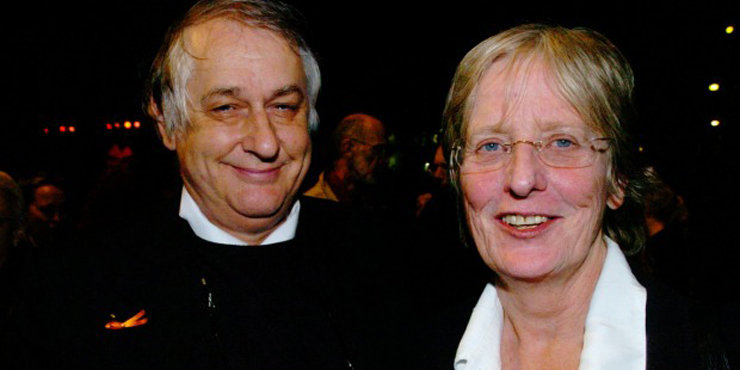 Bob Ellis and his wife, Anne Brooksbank are still as much in love as they were the day they got married.