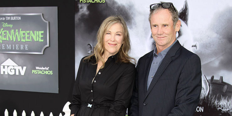 Catherine O'Hara and her husband, Bo Welch, who have been married since 1992 going through a rough patch in their marriage?