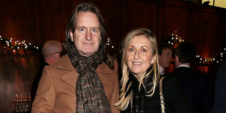 Fiona Phillips talks about her husband, her family and her illness