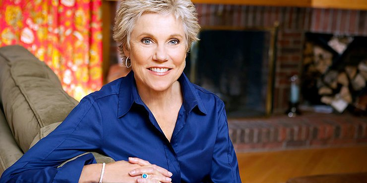 Has Anne Murray dated anyone since her divorce from her ex-husband,  Bill Langstroth?