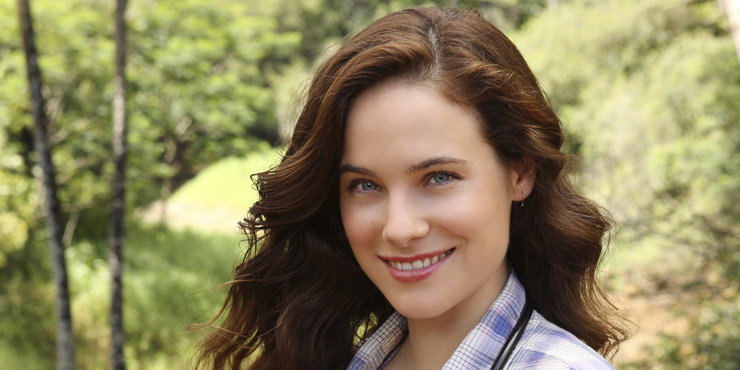 Is Hannibal's Caroline Dhavernas working on any new movies and TV shows?
