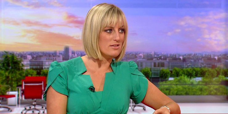Is Steph McGovern dating anyone? Is she married?