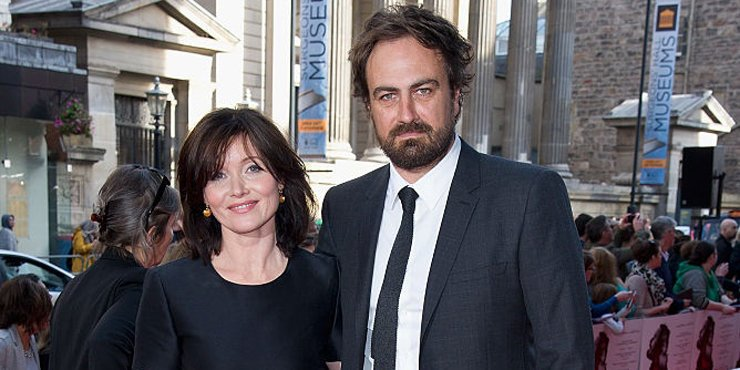 Justin Kurzel and his wife, Essie Davis love spending time with their children.