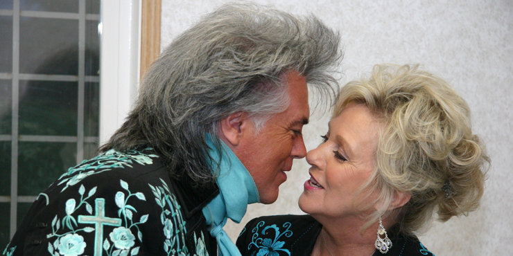 Marty Stuart and his wife, Connie getting divorced?