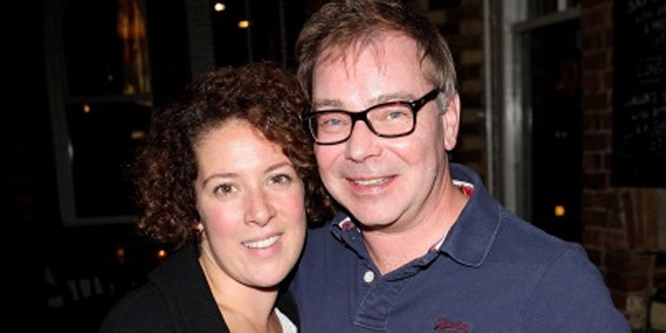 Natalie Casey and her husband, Paul Kemp have a very happy married life.