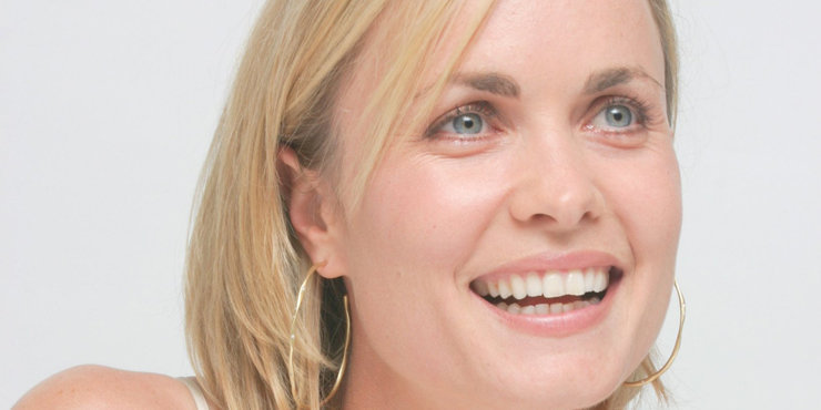 Radha Mitchell likes to keep her life private.