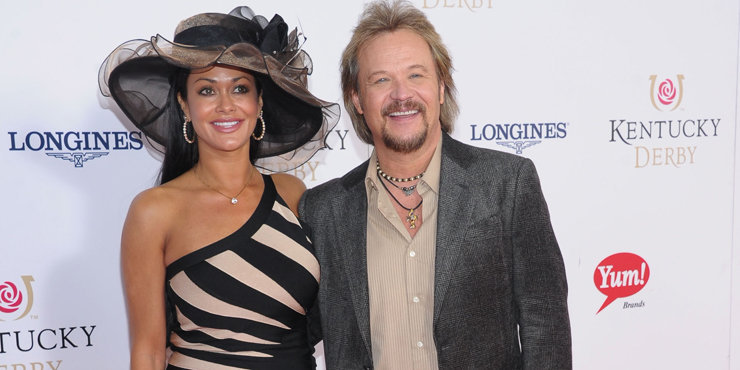 Travis Tritt and his wife, Theresa, who have been married for almost a decade headed towards divorce?