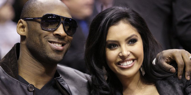 Vanessa Bryant on her husband's retirement. Says she's happy to have him home more often.