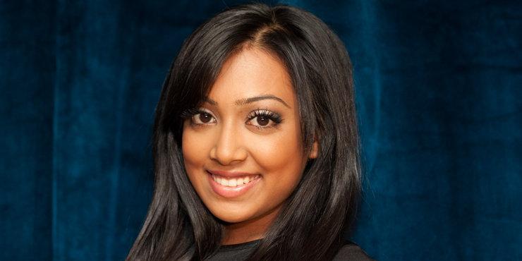 who is Melinda Shankar dating? Who is her boyfriend?