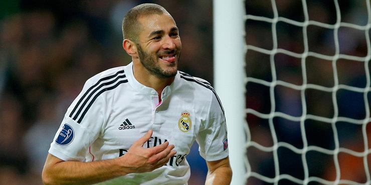 Zinedine Zidane believes that Karim Benzema and Cristiano Ronaldo can help Real Madrid win.