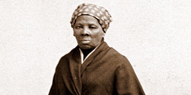 A Harriet Tubman biopic is in the works.