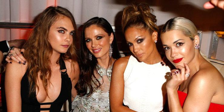 Cara Delevingne and Jennifer Lopez skipped the met gala.