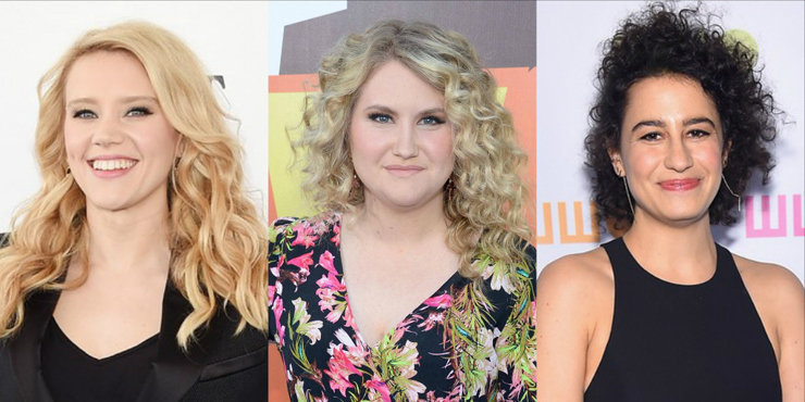 Ilana Glazer, Kate Mckinnon and Jillian Bell have been cast on 'Rock That Body.'