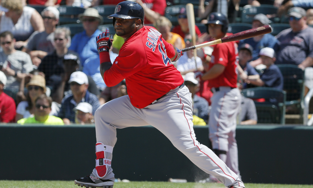 Pablo Sandoval to skip the rest of the season.