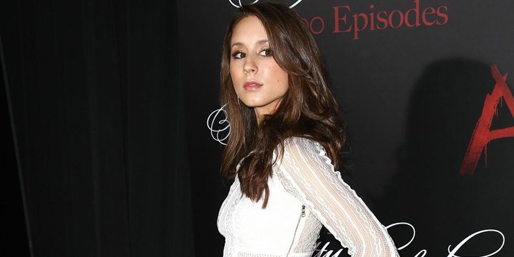 Troian Bellisario's phone went on an epic Coachella adventure with the guy who found it.